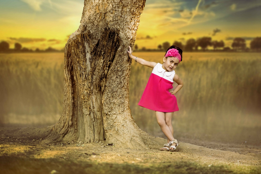 Kids photo shoot in Delhi